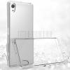 (002-140)เคสมือถือโซนี่ Case Sony Xperia X เคสใสอะคริลิคขอบนิ่ม