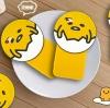 (151-403)เคสมือถือไอโฟน case iphone 6Plus/6S Plus เคสนิ่มไข่ขี้เกียจ 3D