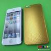 (พร้อมส่ง)เคสมือถือไอโฟน 5 Case iPhone5 เคสไทเทเนียมรุ่นบางเฉียบ