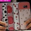 (440-005)เคสมือถือซัมซุง Case Samsung Galaxy S7 Edge เคสนิ่มขอบพื้นหลังลายสวยๆน่ารักๆ