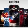 (482-012)เคสมือถือซัมซุง Case Samsung A7(2017) เคสนิ่มดำลายกราฟฟิค 3D สวยๆ