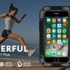 (481-015)เคสมือถือไอโฟน Case iPhone 7 Plus เคสกันกระแทก Love Mei