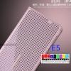 (027-007)เคสมือถือซัมซุง Case E5 เคสฝาเปิดข้าง intelligent visual