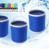 (300-009)ถังอเนกประสงค์พับได้ใส่น้ำได้ขนาด 11ลิตร