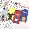 (483-017)เคสมือถือไอโฟน Case iPhone 7 Plus เคสนิ่มโดนัลดั๊ก
