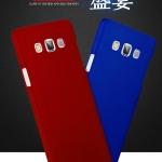 (435-008)เคสมือถือซัมซุง case samsung A7 เคสพลาสติกเคลือบเนื้อดีแบ็คแกมมอน