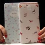 (440-022)เคสมือถือซัมซุง Case Samsung A9 Pro เคสนิ่มพื้นหลังลายสวยๆน่ารักๆ