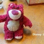 (151-285)เคสมือถือซัมซุง Case Samsung S6 เคสพลาสติกใสดิสนีย์หมีตุ๊กตาสตรอเบอร์รี่