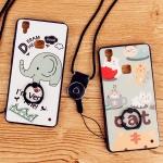 (025-324)เคสมือถือวีโว Vivo V3Max เคสนิ่มลายน่ารักๆ