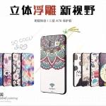 (431-001)เคสมือถือซัมซุง Case Samsung A7 (2016) เคสนิ่มบางลายการ์ตูนลายเส้นนูน 3D