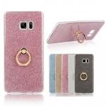 (484-003)เคสมือถือซัมซุง Case Samsung Galaxy Note7 เคสนิ่ม Glitter Of Ring
