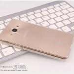 (370-082)เคสมือถือซัมซุง Case Samsung Galaxy J3 Pro เคสนิ่มใสคลุมเครื่องแบบบางกันรอยนิ้วมือ