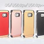 (385-121)เคสมือถือซัมซุง Case Samsung S6 เคสนิ่ม+พื้นหลังชุบแวว Electroplating สไตล์กันกระแทก NX CASE