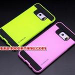 (413-025)เคสมือถือซัมซุง Case Samsung S6 เคสนิ่มพื้นหลังพลาสติกทูโทนสุดสวย