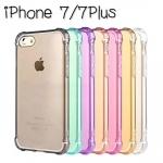 (436-145)เคสมือถือไอโฟน Case iPhone 7 เคสนิ่มใสขอบกันกระแทกยอดฮิต