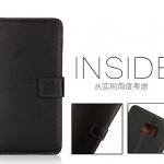 (478-003)เคสมือถือซัมซุง Case Samsung Galaxy Note7 เคสพลาสติกสไตล์ฝาพับเปิดข้างแท็กเจอร์หนัง