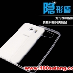 (370-045)เคสมือถือซัมซุง Case Samsung S6 edge เคสนิ่มใสแฟชั่นแบบบาง