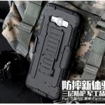 (426-001)เคสมือถือซัมซุง Case Samsung A8 เคสกันกระแทกประกบ 3 ชิ้น ตั้งได้เหน็บเอวได้
