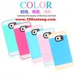 (385-020)เคสมือถือซัมซุง Case Samsung S6 เคสนิ่มพื้นหลังพลาสติกทูโทน NX CASE