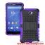 (002-076)เคสมือถือโซนี่ Case Sony Xperia E4 เคสพลาสติกด้านในนิ่มสไตล์กันกระแทกรุ่นขอบสี thumbnail 10