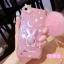 (514-004)เคสมือถือ Case OPPO R9s Plus เคสนิ่มกระต่าย Bunny Glitter thumbnail 5