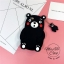 (513-023)เคสมือถือไอโฟน Case iPhone 7 Plus เคสนิ่มตัวการ์ตูนคุมาโมโตะ 3D thumbnail 2