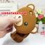 (006-011)เคสมือถือ Case Huawei ALek 4G Plus (Honor 4X) เคสนิ่มการ์ตูน 3D น่ารักๆ thumbnail 5