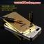 (025-156)เคสมือถือ Case Huawei Honor 4C/ALek 3G Plus (G Play Mini) เคสกรอบโลหะพื้นหลังอะคริลิคเคลือบเงาทองคำ 24K thumbnail 5