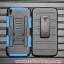 (002-078)เคสมือถือ Alcatel OneTouch Idol 3 (5.5) เคสรุ่นกันกระแทกขอบสีเหน็บเอว thumbnail 8
