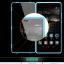(003-008)เคสมือถือ Case Huawei P8 เคสนิ่มขอบสี+ฝาหน้าเคสกระจกนิรภัยกันรอยกันกระแทก thumbnail 4