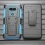 (002-119)เคสมือถือ Case LG G5 เคสนิ่ม+พื้นหลังประกบแบบพลาสติก+มีขาตั้ง+ที่เหน็บเอวสไตล์กันกระแทก thumbnail 8
