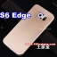 (พร้อมส่ง)เคสมือถือซัมซุง Case Samsung S6 edge เคสนิ่ม+โลหะสวยหรูเรียบง่าย thumbnail 7