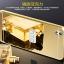 (025-185)เคสมือถือ HTC Desire 816 เคสกรอบโลหะประกบสองชิ้นแบบสไลด์พื้นหลังเคลือบเงา thumbnail 1