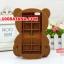 (006-011)เคสมือถือ Case Huawei ALek 4G Plus (Honor 4X) เคสนิ่มการ์ตูน 3D น่ารักๆ thumbnail 4