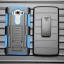 (002-129)เคสมือถือ Case LG V10 เคสนิ่ม+พื้นหลังประกบแบบพลาสติก+มีขาตั้ง+ที่เหน็บเอวสไตล์กันกระแทก thumbnail 8