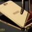 (025-109)เคสมือถือ HTC One A9 เคสกรอบโลหะพื้นหลังอะคริลิคแวววับคล้ายกระจกสวยหรู thumbnail 7