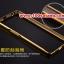 (025-149)เคสมือถือ Case OPPO R7/R7 Lite เคสกรอบโลหะพื้นหลังอะคริลิคเคลือบเงาทองคำ 24K thumbnail 5