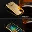 (025-156)เคสมือถือ Case Huawei Honor 4C/ALek 3G Plus (G Play Mini) เคสกรอบโลหะพื้นหลังอะคริลิคเคลือบเงาทองคำ 24K thumbnail 8