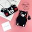 (513-023)เคสมือถือไอโฟน Case iPhone 7 Plus เคสนิ่มตัวการ์ตูนคุมาโมโตะ 3D thumbnail 1