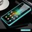(003-010)เคสมือถือ Case Huawei Honor 4C/ALek 3G Plus (G Play Mini) เคสนิ่มขอบสี+ฝาหน้าเคสกระจกนิรภัยกันรอยกันกระแทก thumbnail 14