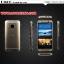 (395-029)เคสมือถือ HTC one M9 เคสนิ่มใสสไตล์ฝาพับรุ่นพิเศษกันกระแทกกันรอยขีดข่วน thumbnail 8