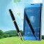 (390-012)เคสมือถือ Case HUAWEI Ascend mate7 เคสพลาสติกฝาพับแววกึ่งโปร่งใสสวยๆสุดหรู CLEAR VIEW thumbnail 9