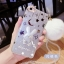 (514-004)เคสมือถือ Case OPPO R9s Plus เคสนิ่มกระต่าย Bunny Glitter thumbnail 2