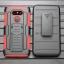 (002-119)เคสมือถือ Case LG G5 เคสนิ่ม+พื้นหลังประกบแบบพลาสติก+มีขาตั้ง+ที่เหน็บเอวสไตล์กันกระแทก thumbnail 9