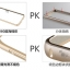 (พร้อมส่ง)เคสมือถือซัมซุง Case Samsung S6 edge เคสพรีเมี่ยมกรอบโลหะพื้นหลังอะคริลิคสีสไตล์โลหะ thumbnail 4