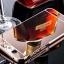 (025-170)เคสมือถือ Case Huawei Ascend G7 เคสกรอบโลหะพื้นหลังอะคริลิคเคลือบเงาทอง 24K thumbnail 8