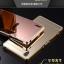 (025-124)เคสมือถือโซนี่ Case Sony Xperia Z5 Premium/Z5Plus เคสกรอบโลหะพื้นหลังอะคริลิคแวววับคล้ายกระจกสวยหรู thumbnail 1