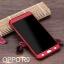 (491-001)เคสมือถือ Case OPPO F1 Plus (R9) เคสพลาสติกแบบประกบหน้าจอติดฟิล์มกระจกสไตล์กันกระแทก thumbnail 12