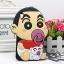 (006-030)เคสมือถือ Case OPPO F1 Plus (R9) เคสนิ่ม 3D ตัวการ์ตูนน่ารักๆ thumbnail 18