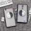 (406-043)เคสมือถือ Case OPPO R7s เคสนิ่มพื้นหลังพลาสติกใสลายอมยิ้ม thumbnail 1